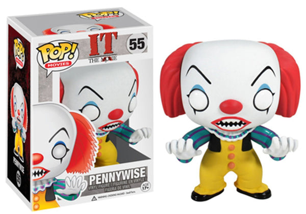 Pennywise - Stephen King's IT - Horror Funko Pop! Vinyl PREORDER