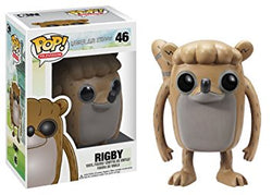 Rigby - VAULTED/RETIRED - Regular Show - Funko Pop! Animation Vinyl Figure