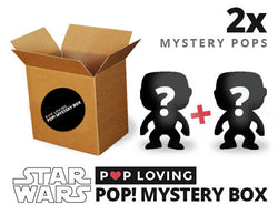Pop Loving's Star Wars Funko Pop! Mystery Box - 1 in 10 Grail!