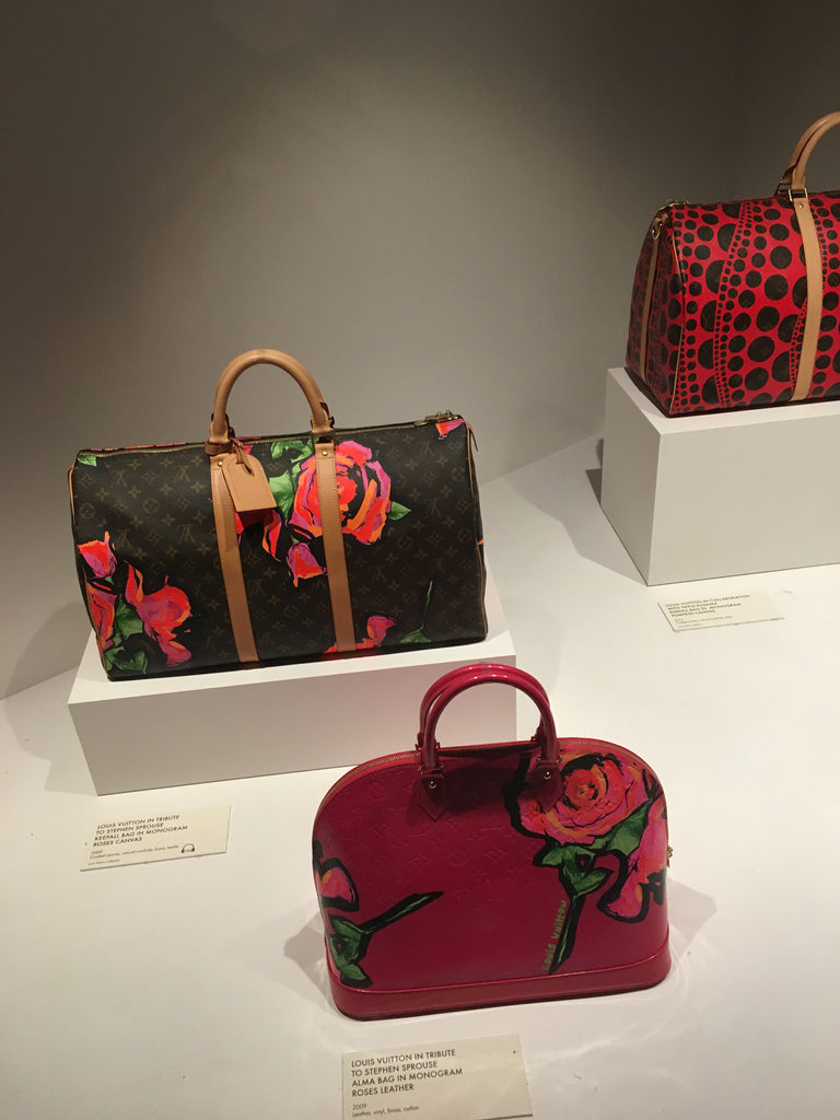 Louis Vuitton Archived Handbags