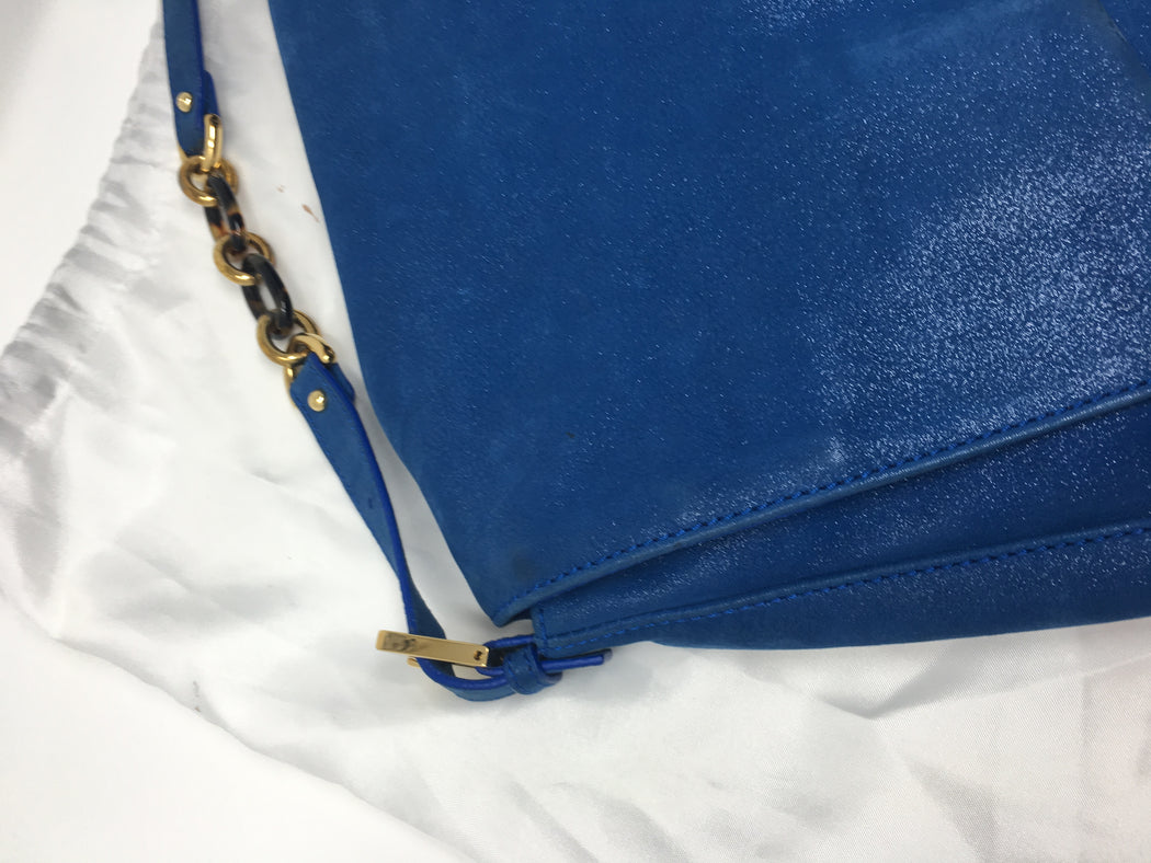 Fendi Big Mama Royal Suede Hobo Bag