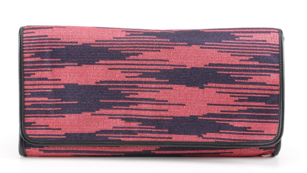 M Missoni Space Dye Oversized Clutch