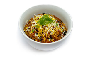 Meatless Black Bean Chili