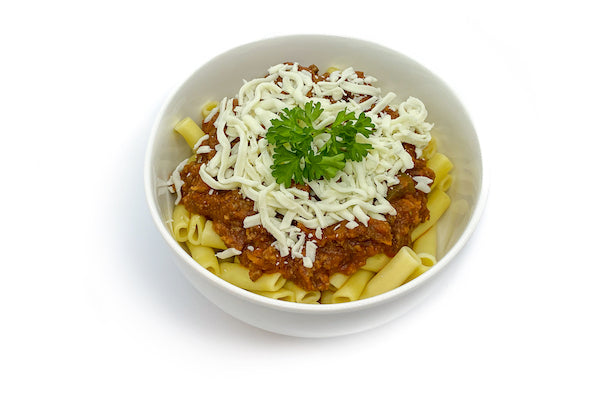 Lean Ground Angus Beef Baked Ziti