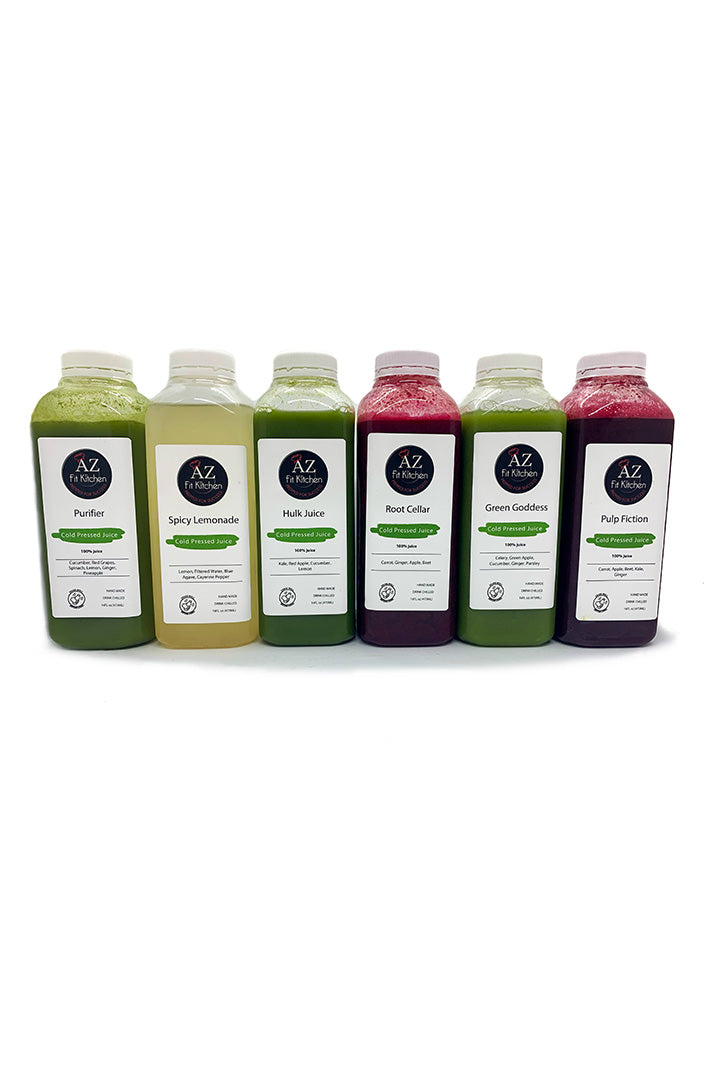 Juice Cleanse Package