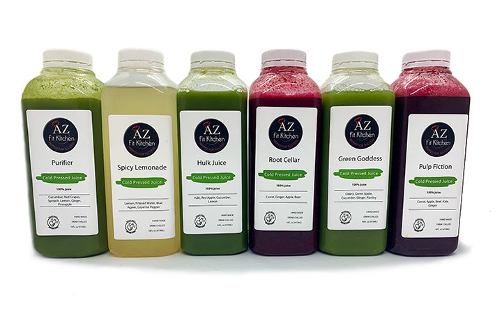 Juice Cleanse Gift Package