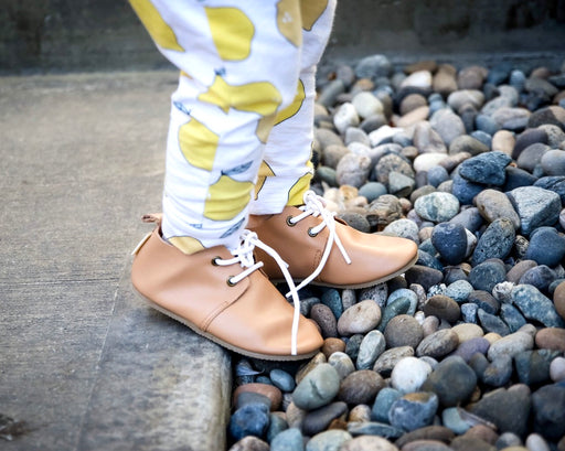 Piper Finn shoes (brown leather)