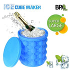 Ice Genie - As Seen On TV Space Saving Ice Cube Maker