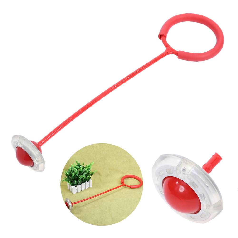 Jump Ropes Sports Swing Ball Flashing Skip Ball