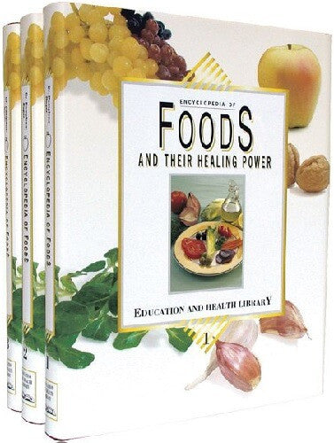 Encyclopedia of Foods and Their Healing Power 3-Vol Set