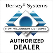 IMPERIAL BERKEY® SYSTEM (17 LTRS) Berkey Earth® Fluoride Reduction Pack
