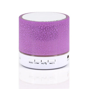 Bluetooth Speaker Night Light