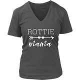 Rottie Mama Tee - For The Rottweiler Mama - Top Brook