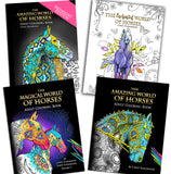 4 Book Set For Horse Lovers Limited Time Sale! - Top Brook