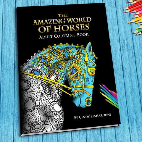 Amazing World of Horses Book PDF Download - Top Brook