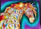 The Amazing World Of Horses Adult Coloring Book - Top Brook