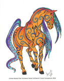 Creative Horses Fanciful Unicorns - Top Brook