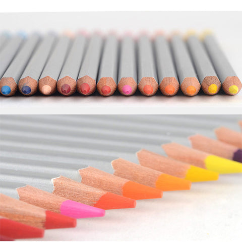 Smooth Oil Based Marco Raffiné Colored Pencil Set - Top Brook