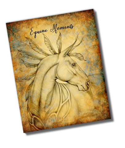 Equine Moments Journal/Diary