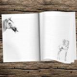 Equine Moments Journal/Diary - Top Brook