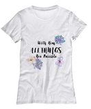 All Things Possible Tee - Top Brook