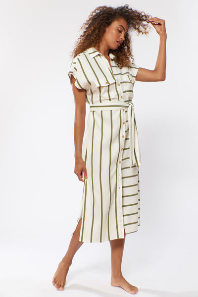 Shay Dress - Safari