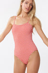 Lucy 1 PC - Red - Red Carter