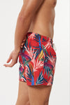 Danny Trunks - Red Multi - Red Carter