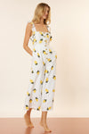 Allison Jumpsuit - White