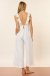 Allison Jumpsuit - Ivory - Red Carter