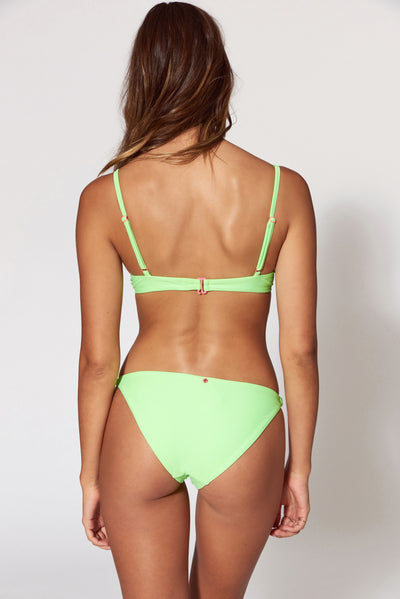 Ivy Top - Lime - Red Carter