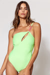 Suzie 1 PC - Lime - Red Carter