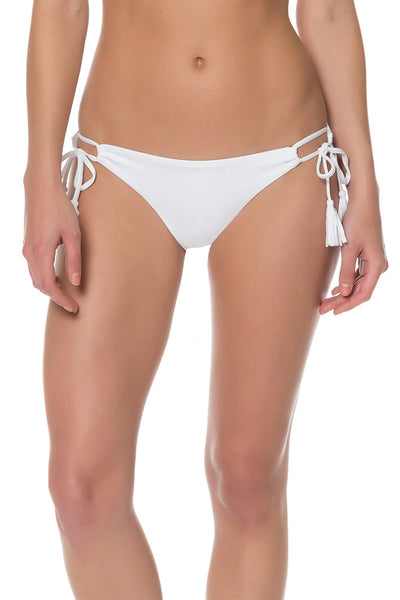 Splice & Dice Hipster Bikini Bottom - Red Carter