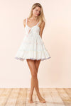 Harper Dress - Ivory - Red Carter