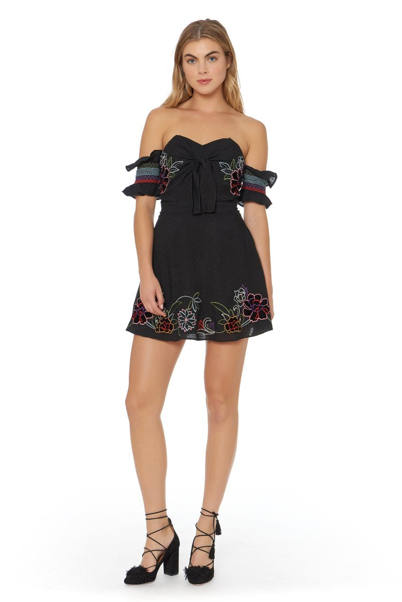 Mirth Dress - Black