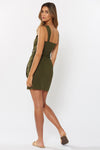 KENDALL DRESS - SAFARI - Red Carter