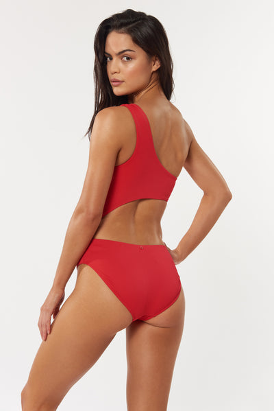 Peri 1 PC - Pepper - Red Carter