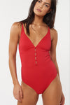 Juanita 1 PC - Pepper - Red Carter