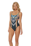 Feather Warrior 1 Pc - Deep Lake