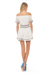 Melissa Dress - Ivory