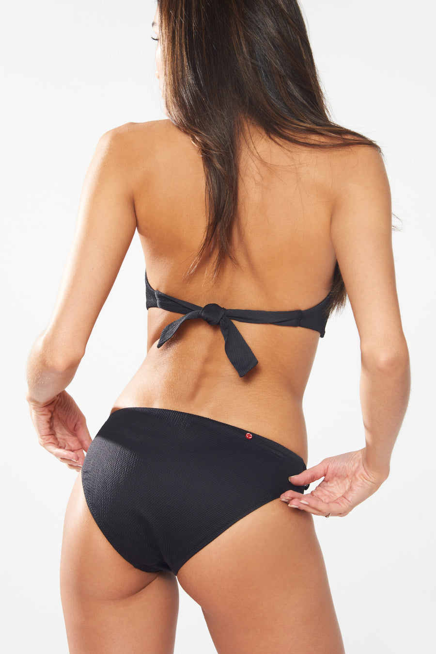 Lila Bottom - Black
