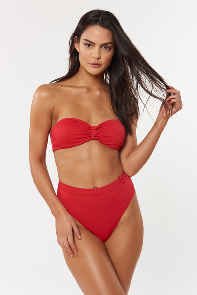 Sammie Top - Pepper - Red Carter