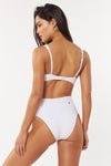 Isa Bottom - White