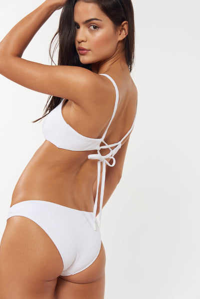 Zoe Bottom - White