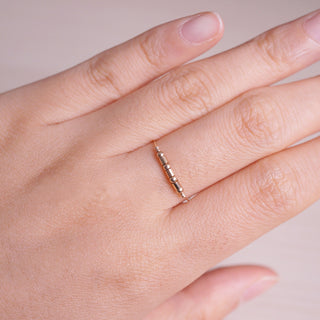 14k Gold Filled Bead Ring