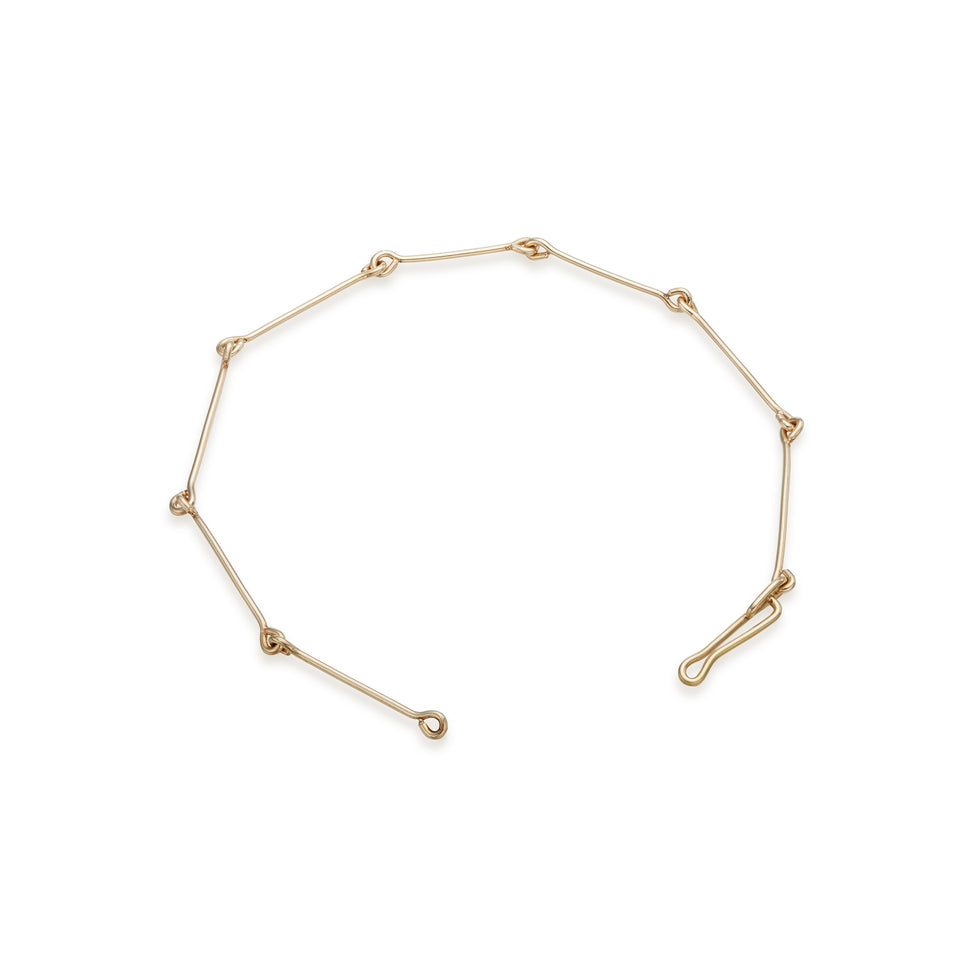18K Gold Experience Necklace