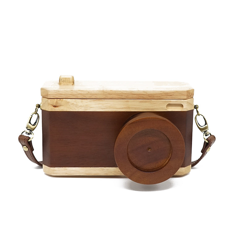 Oak and Elm Camera Designed Handbag