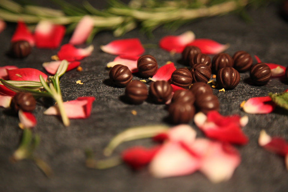 Handmade Flowers Fragrance Bead