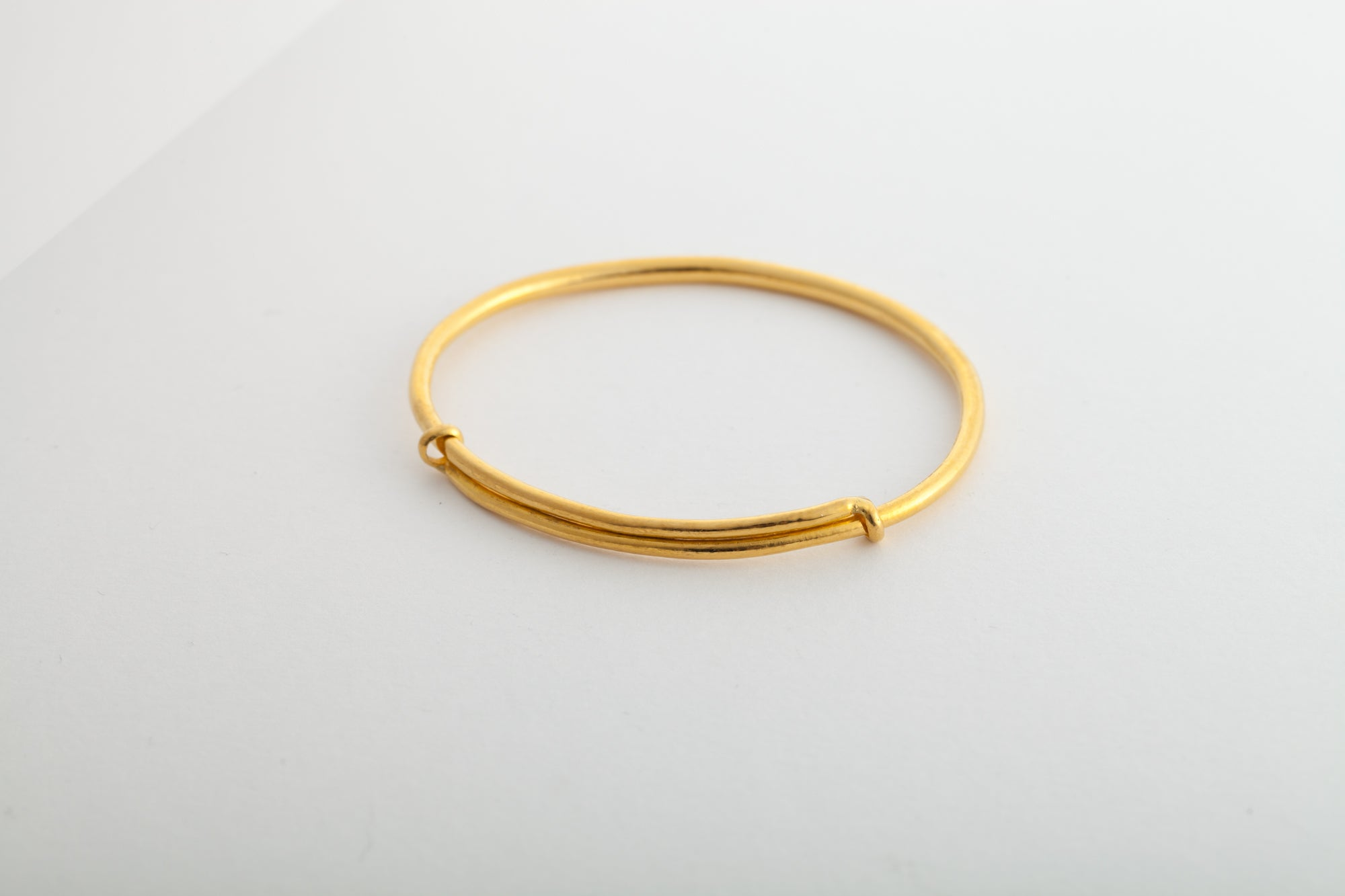 products with squares included revolving bracelet gold