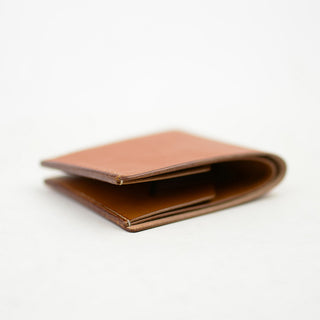 Handmade Short Leather Wallet